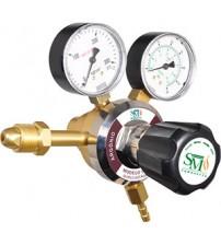 Válvula reguladora de duplo estágio para cilindro de gás carbônico (CO2) tipo Chopp