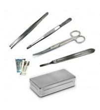 Kit de dissecção ou dissecação