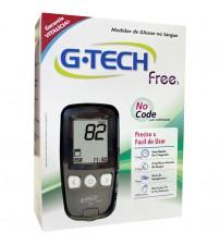 Kit Medidor de Glicose - G-Tech Free 1